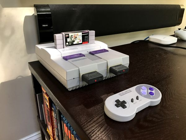 Taking the Super Nintendo in to the modern era
